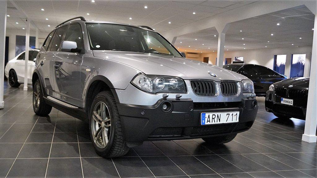 BMW X3 2.0d Advantage, Comfort 150hk
