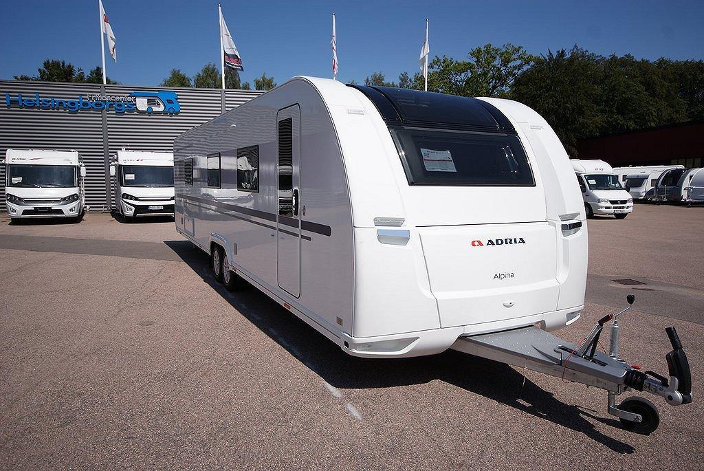 Adria Alpina 903 HT / BARNKAMMARE