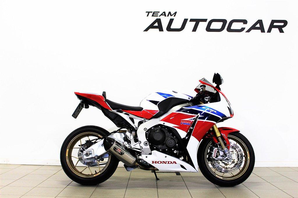 Honda CBR1000RR SP1 Yoshimura Öhlins Quickshifte