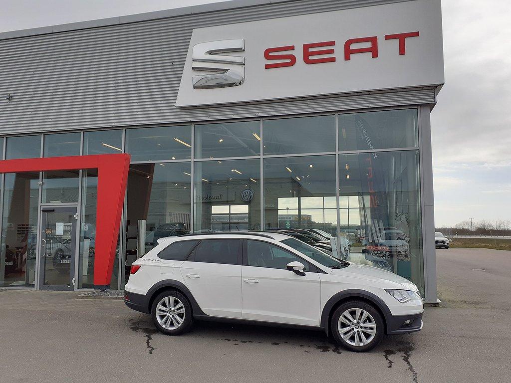 Seat Leon X-Perience 1.6 TDI 4-Drive 115hk