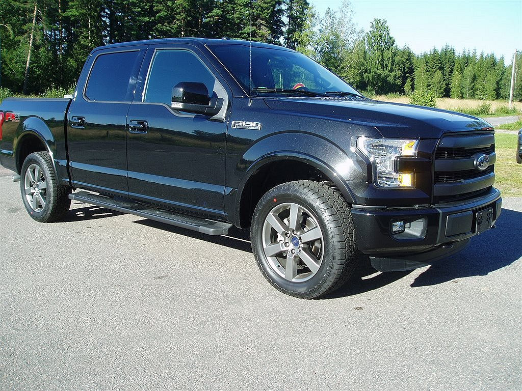 Ford F150 Super Crew LARIAT Sport+FX4-Package
