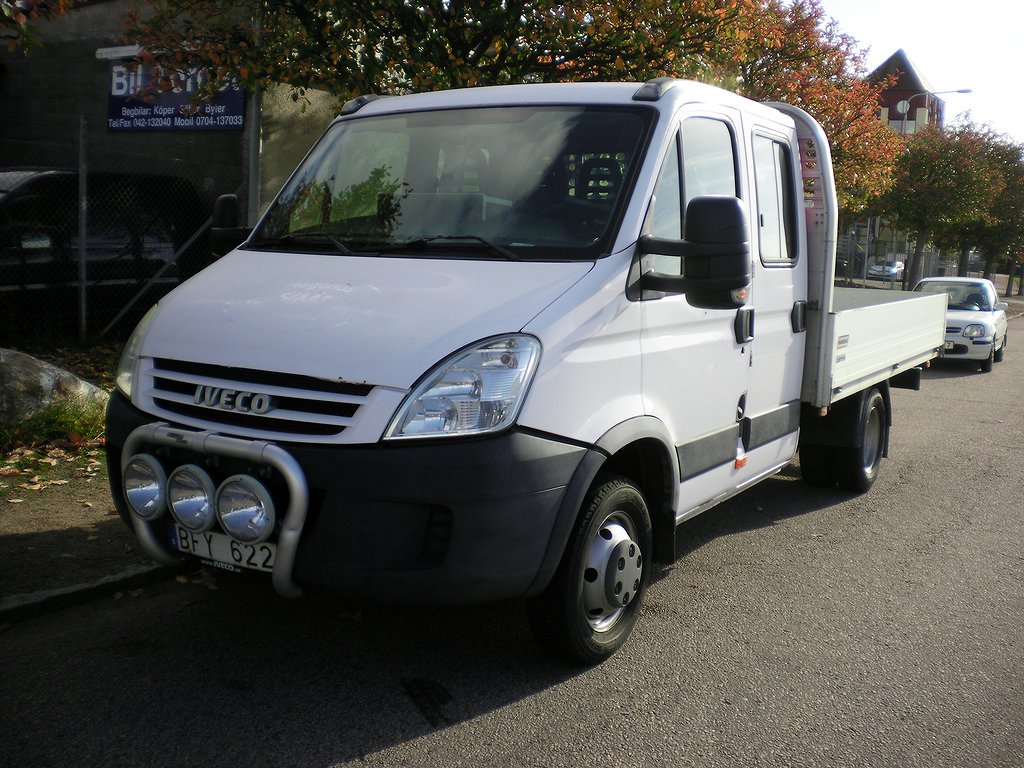 Iveco Daily 35 3.0 HPI (146hk)