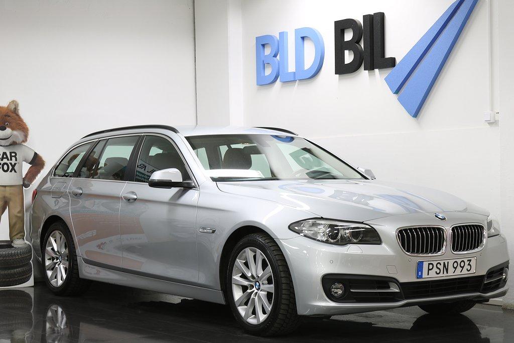 BMW 520 D AUTO PDC SKINN R-VÄRME EURO 6 190hk