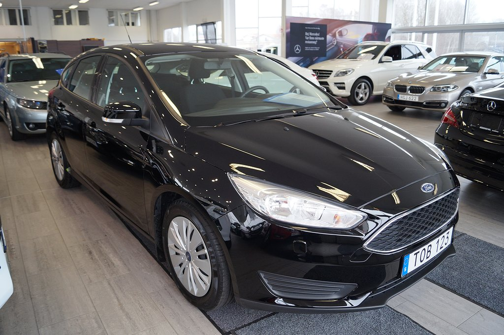 Ford Focus 1.5 Tdci 95hk Trend 5D