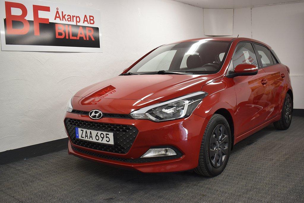 Hyundai i20 1.2 Move! Euro 6 84hk