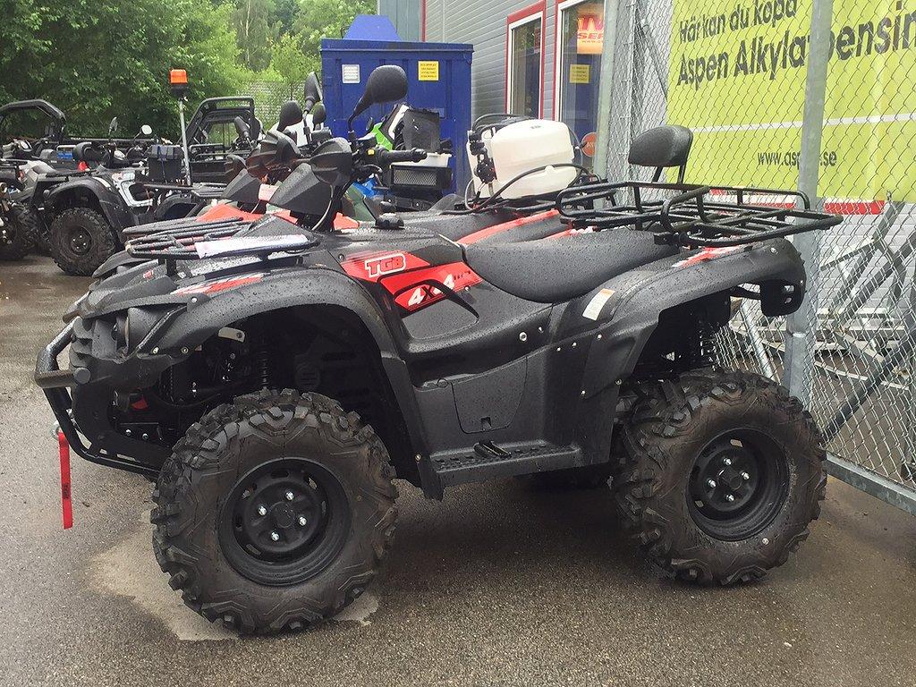 TGB BLADE 600 i Traktor B Nersatt Pris!