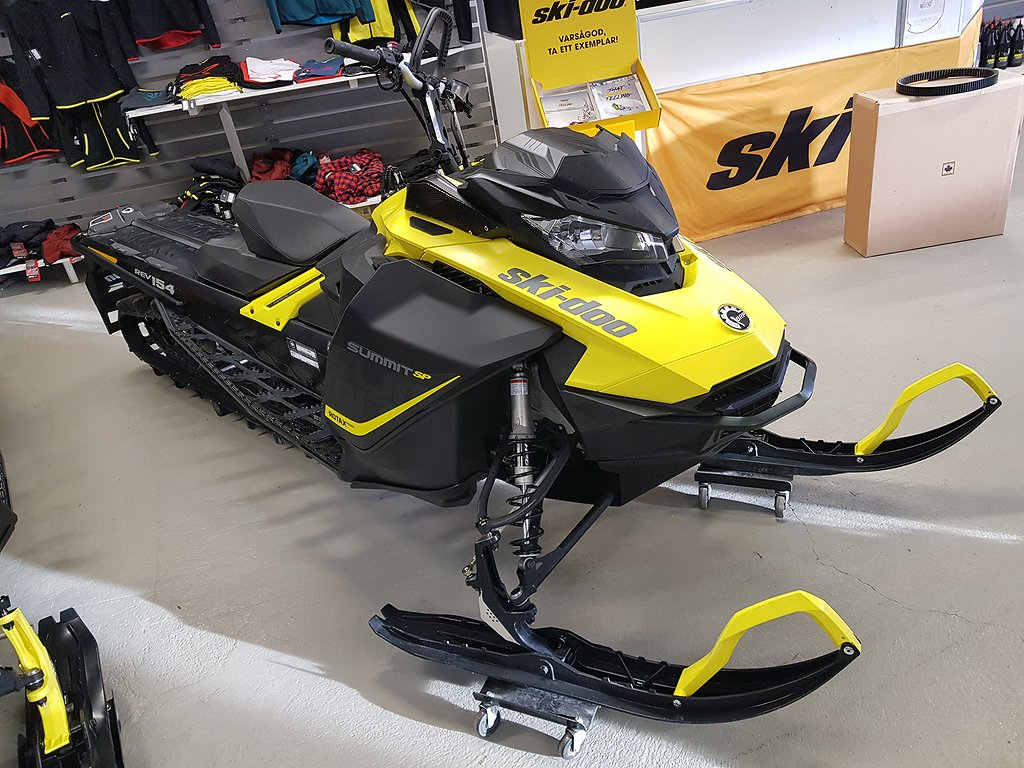 "Ski-doo Summit SP 850 154"""