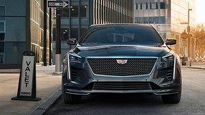 Cadillac CT6 V-Sport får äntligen V8