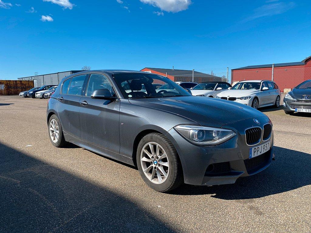 BMW 116 i 5-door M Sport Euro 6 136hk