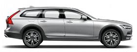 Modellbild av en Volvo V90 Cross Country
