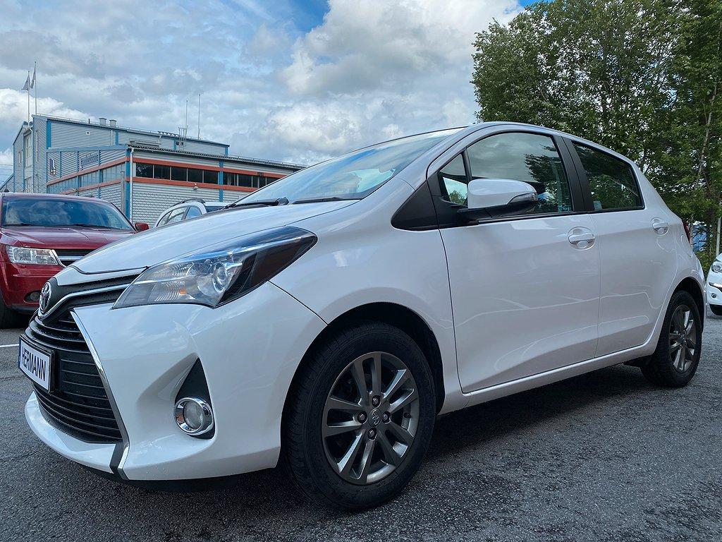 Toyota Yaris 1.33 Dual VVT-i Euro 6 99hk