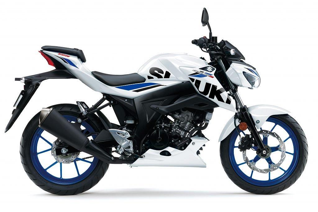 Suzuki GSX-S125 | ABS | 5 år Garanti