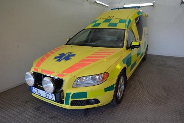 Nilsson V70 Ambulans D5 AWD Geartronic, 215hk