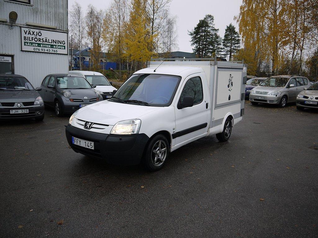 Peugeot Partner 2,0 HDI/NY BES 2020-02/13100 MIL/NY BALK BAK