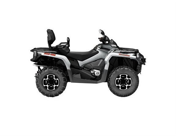 Can-Am Outlander Pro 650 MAX T3 2018