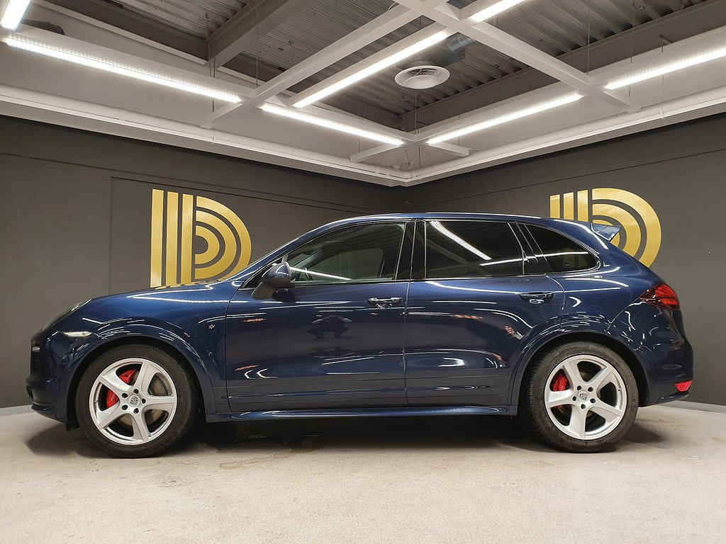 Porsche Cayenne GTS (420hk)
