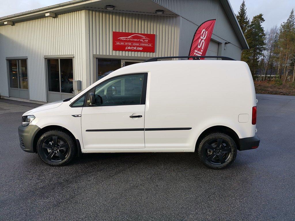 Volkswagen Caddy Skåpbil 2.0 TDI DSG/Årsskatt 2146:-
