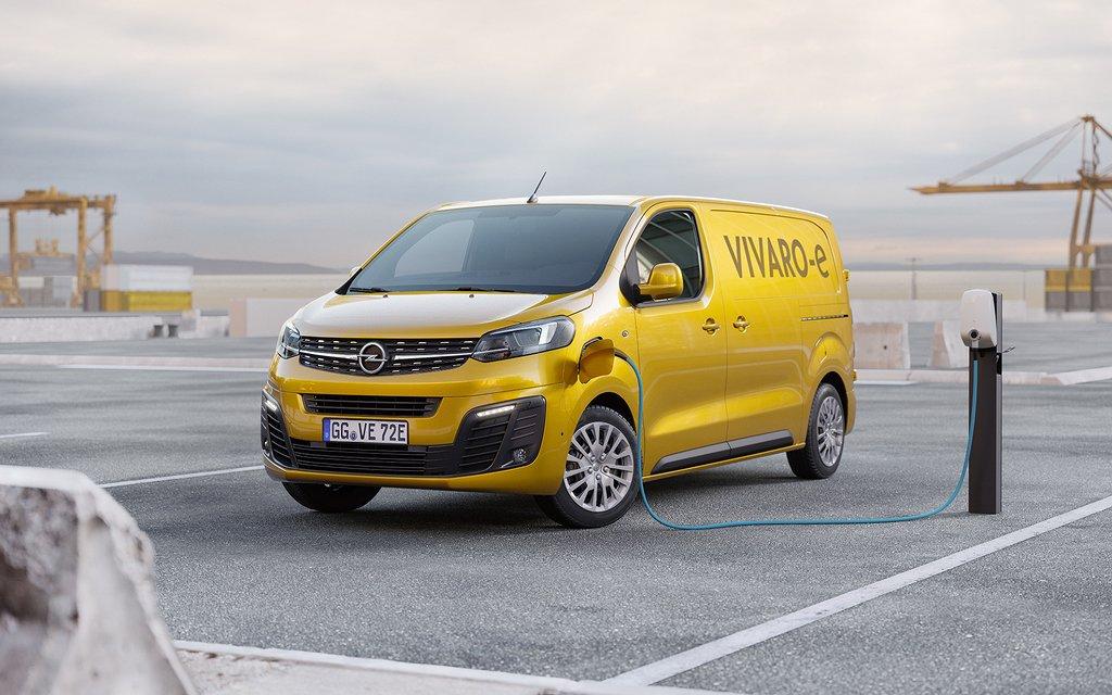 Opel Vivaro-e L3 Premium Elbil 330 Km