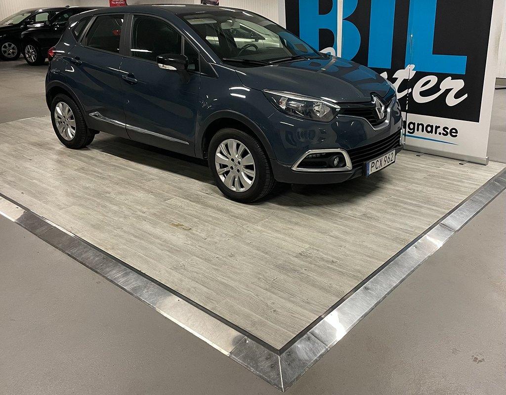 Renault Captur 0.9 TCe Euro 6 90hk