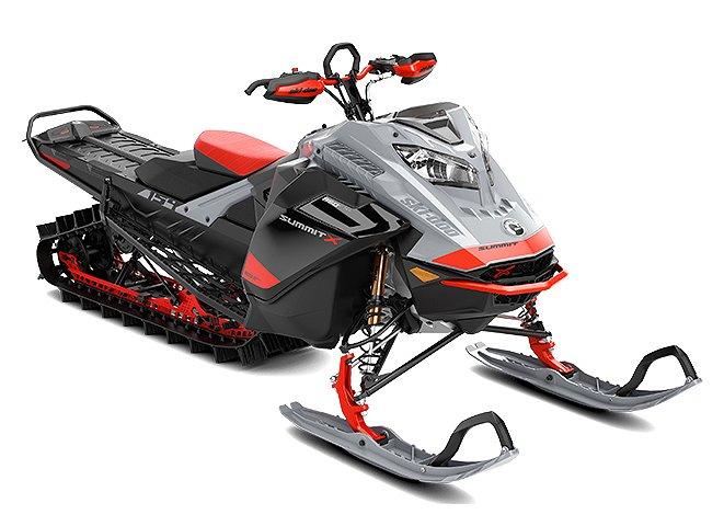 Ski-doo Summit X Expert 154 E-tec Turbo Shot