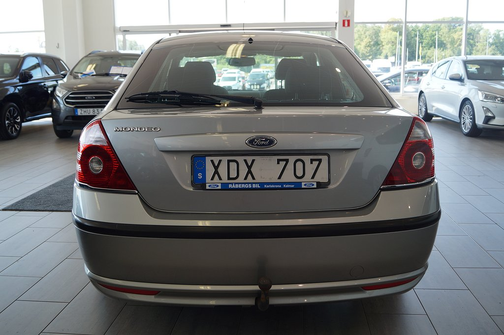 Ford Mondeo // DRAG 1580kg