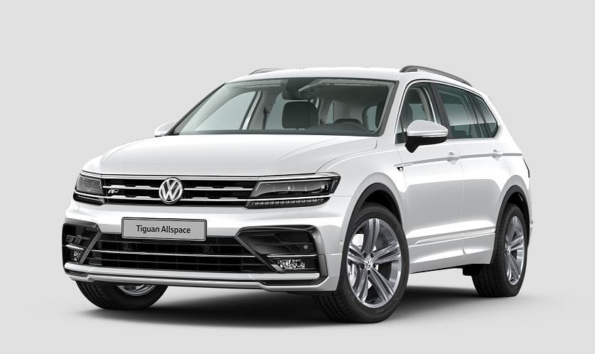 Volkswagen Tiguan Allspace TDI 190HK DSG 4M Privatleasing