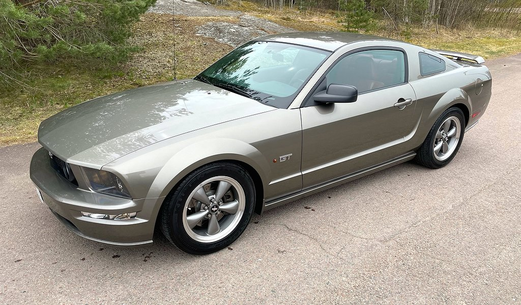 Ford Mustang GT 4,6 V8 Shaker