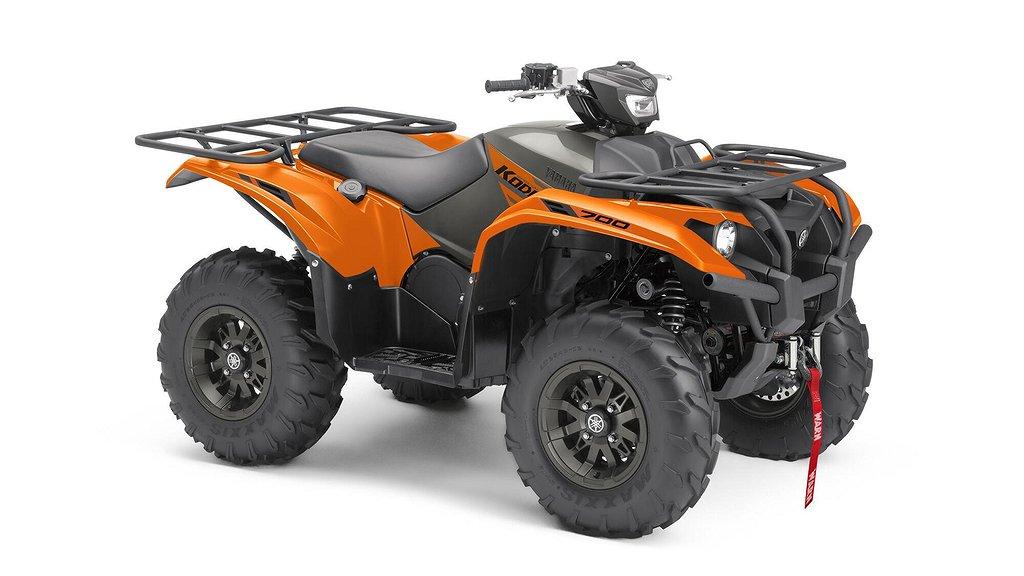 Yamaha Kodiak 700 EPS ALU SE