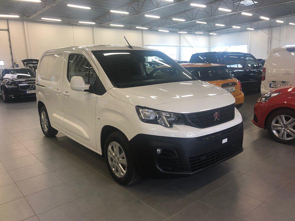 Peugeot Partner Nya PRO+ L1 3,3m3 BlueHDi 130 S&S -HVO