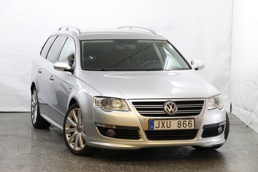 Volkswagen Passat RESERVERAD