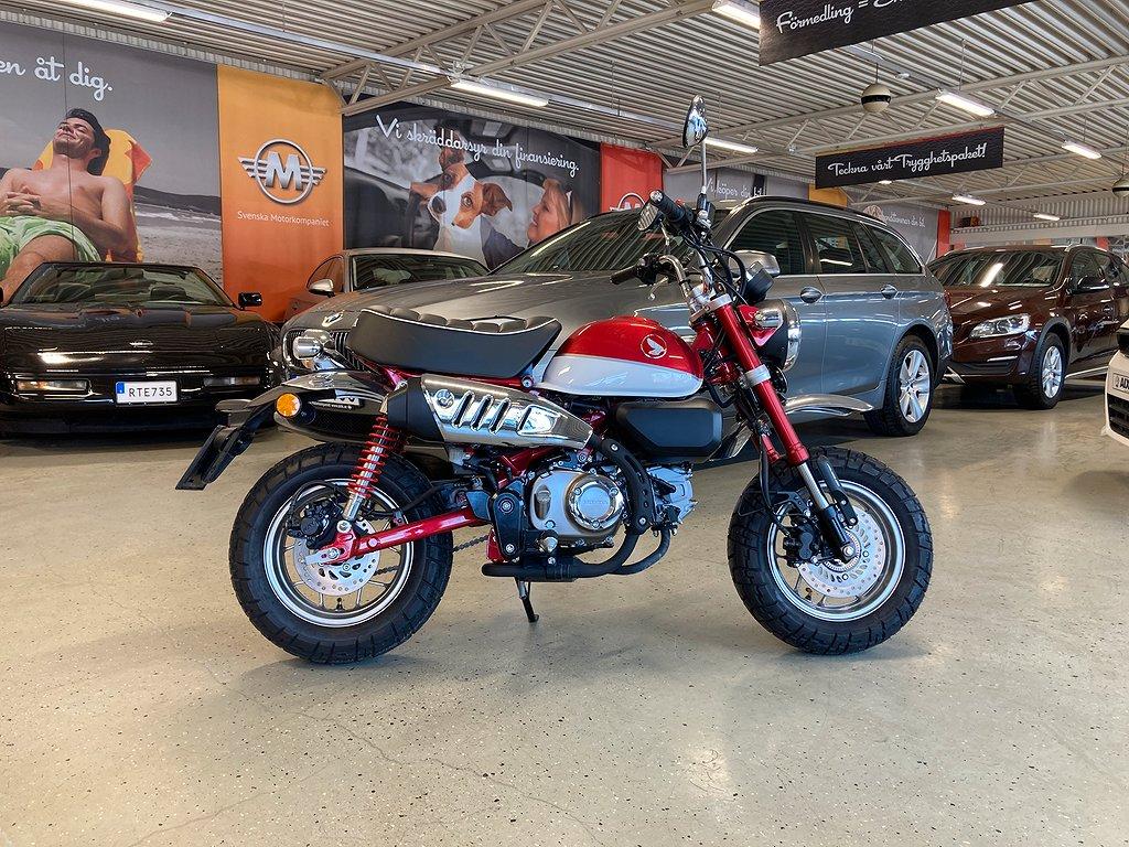 Honda Msz125 Monkeybike 595:-/mån