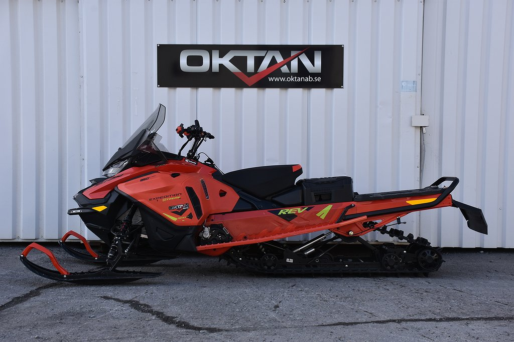 Ski-doo Expedition XTREM 850
