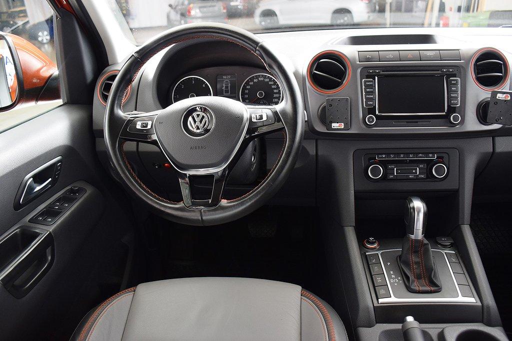 Volkswagen Amarok Canyon / 4x4 / Automat / Navigation