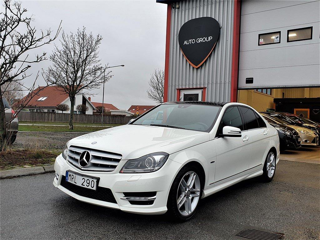 Mercedes-Benz C-Klass C180 AMG Sport 0 Kontant