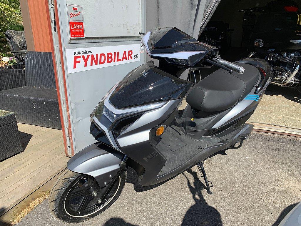 LV X1 EL-Moped upp till 7 mil RÄNTEFRITT