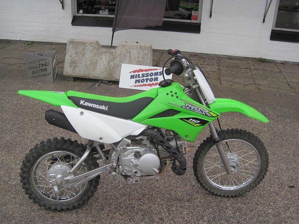 Kawasaki KX 110