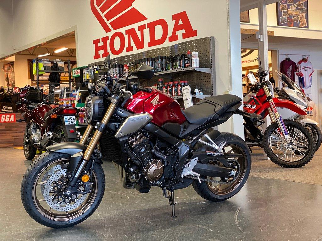 Honda CB650R (Kampanj)