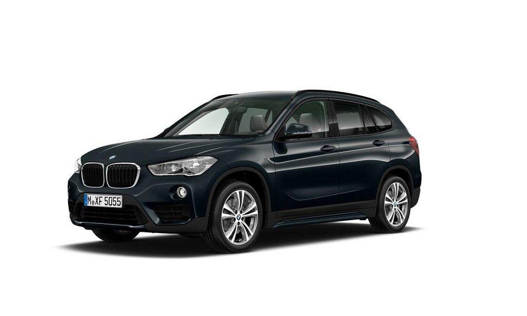 BMW X1 20d / xDrive / Sport Pkt / Navi / Head Up / Drag