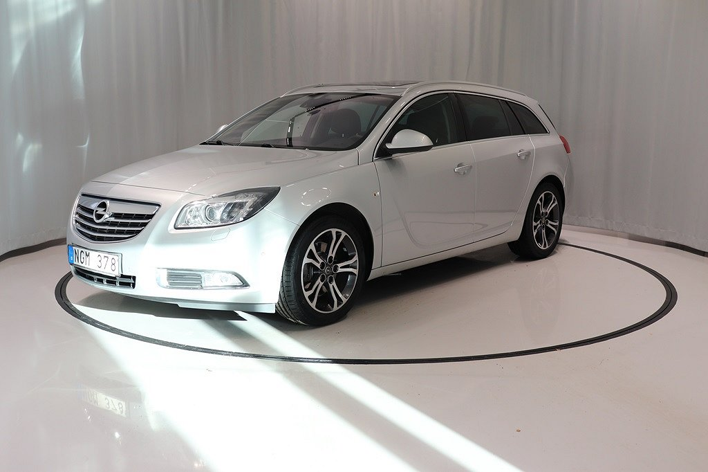 Opel Insignia ST 2.0 CDTI (160HK)