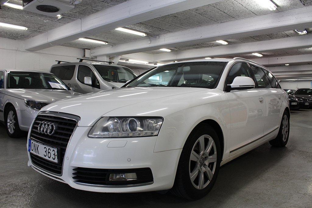 Audi A6 Avant 2.0 TDI e Proline, Business Edition (136hk)