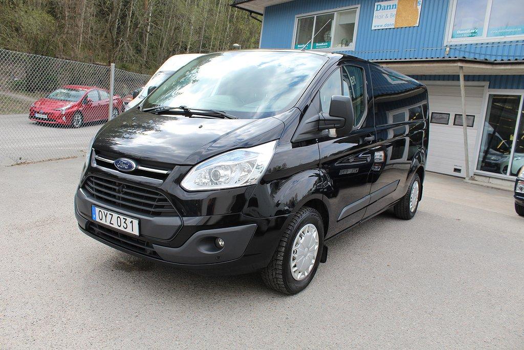 Ford Transit Custom 310L 2,2 TDCI 125HK Skåp