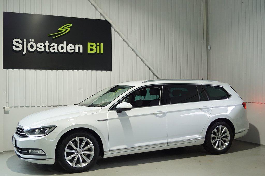Volkswagen Passat 2.0 TDI 4M Exe Drag D-värm