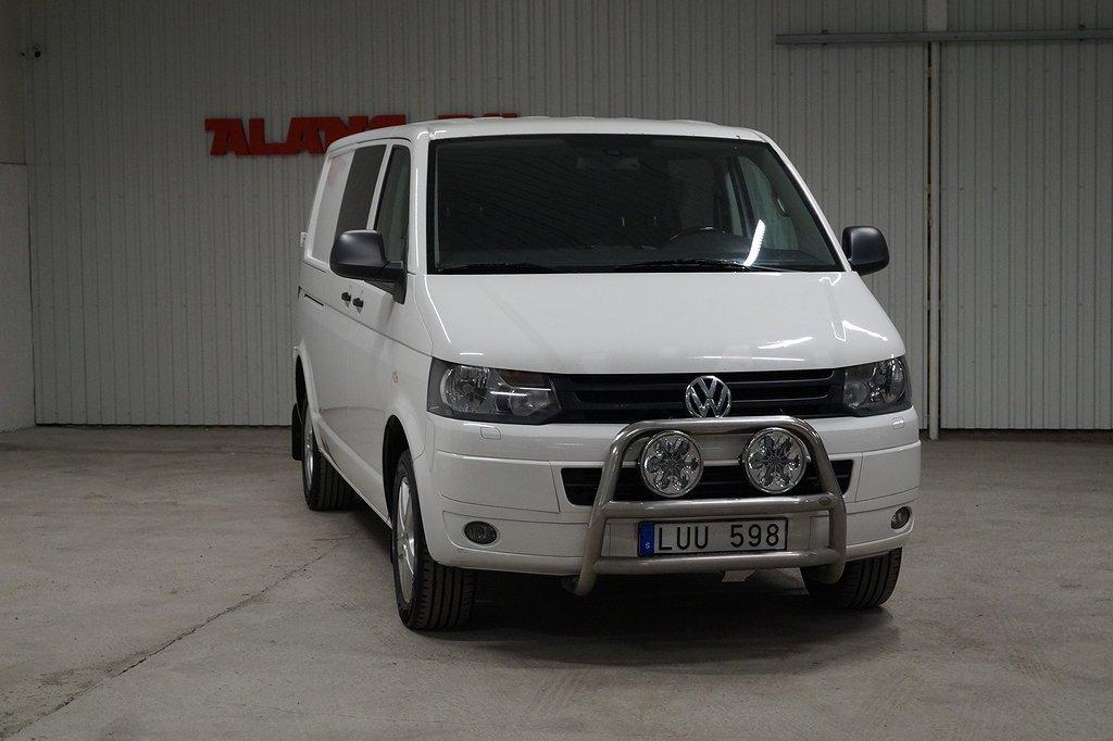 Volkswagen Transporter 2.0 TDI 4Motion DSG Sekventiell Comfort 180hk