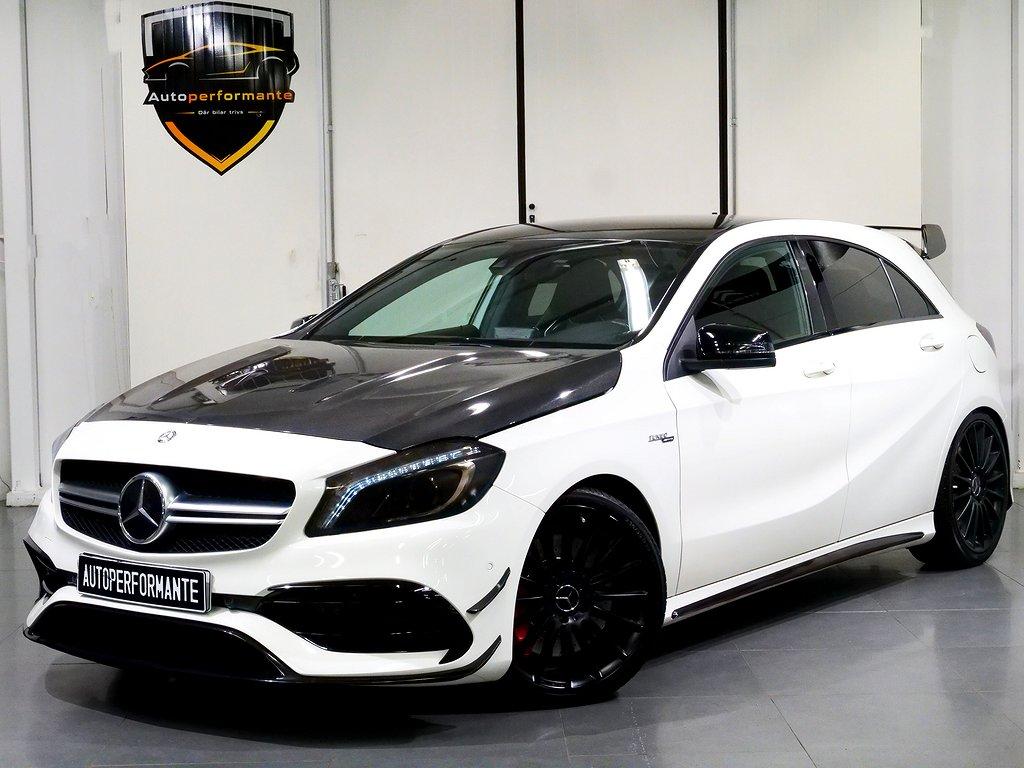 Mercedes-Benz A 45 AMG 4M EDITION 1 RENNTECH STEG 1 460hk