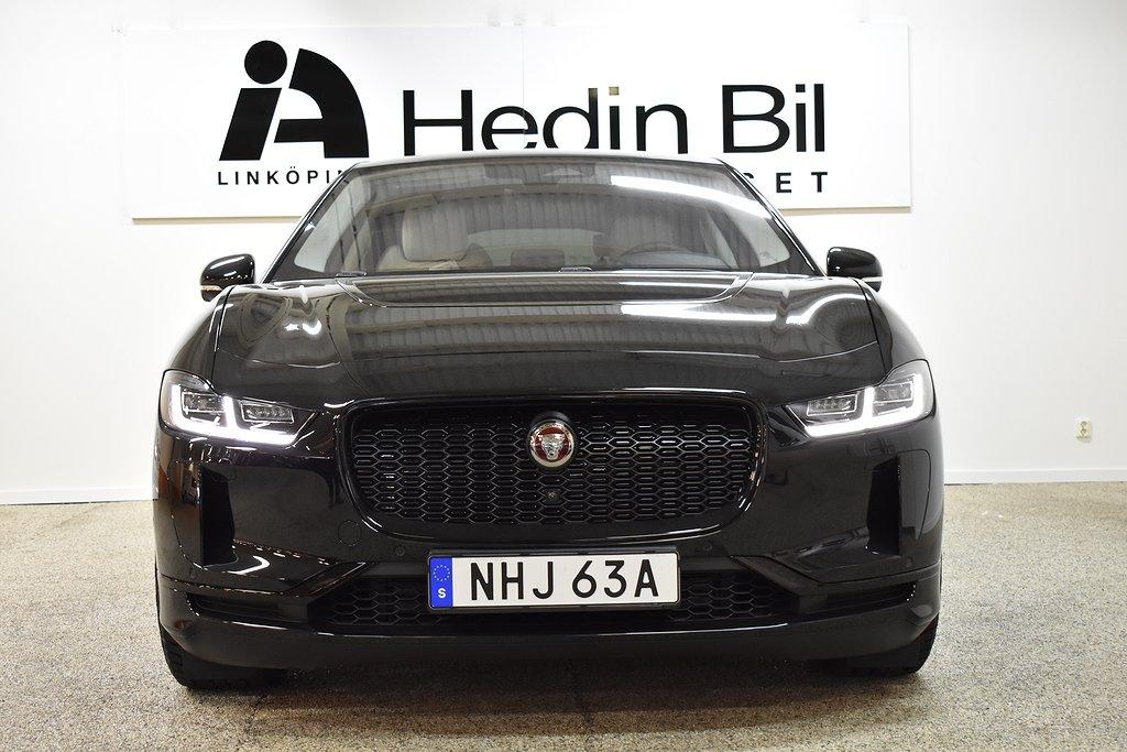 Jaguar I-Pace EV400 SE Blackpack