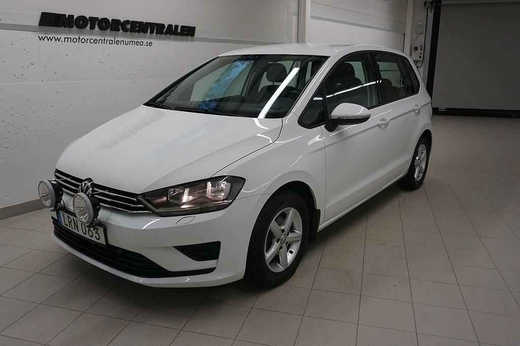 Volkswagen Golf Sportsvan 1.2 TSI 110 DSG