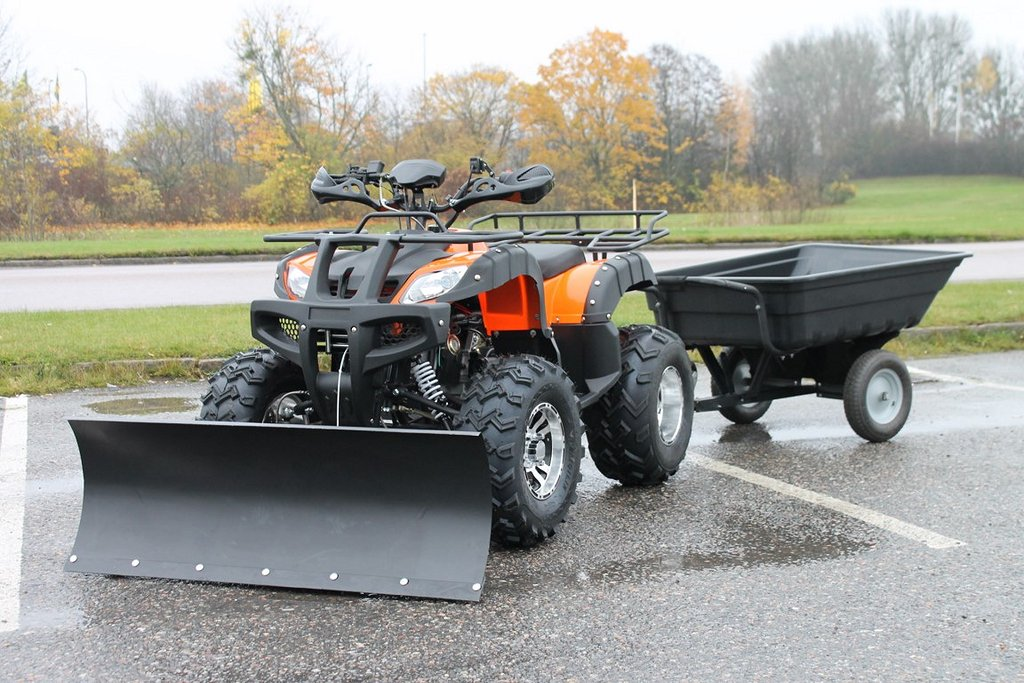 ATV Worker Force CVT 4X2 Orange