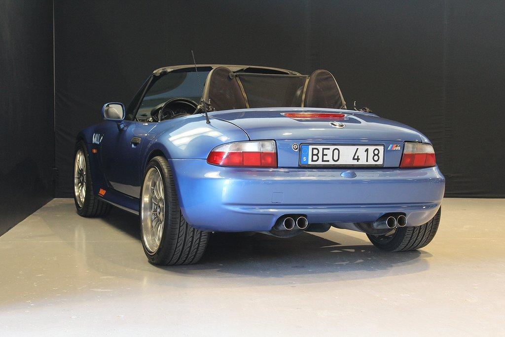 BMW Z3 2.8 Roadster 192hk M-look