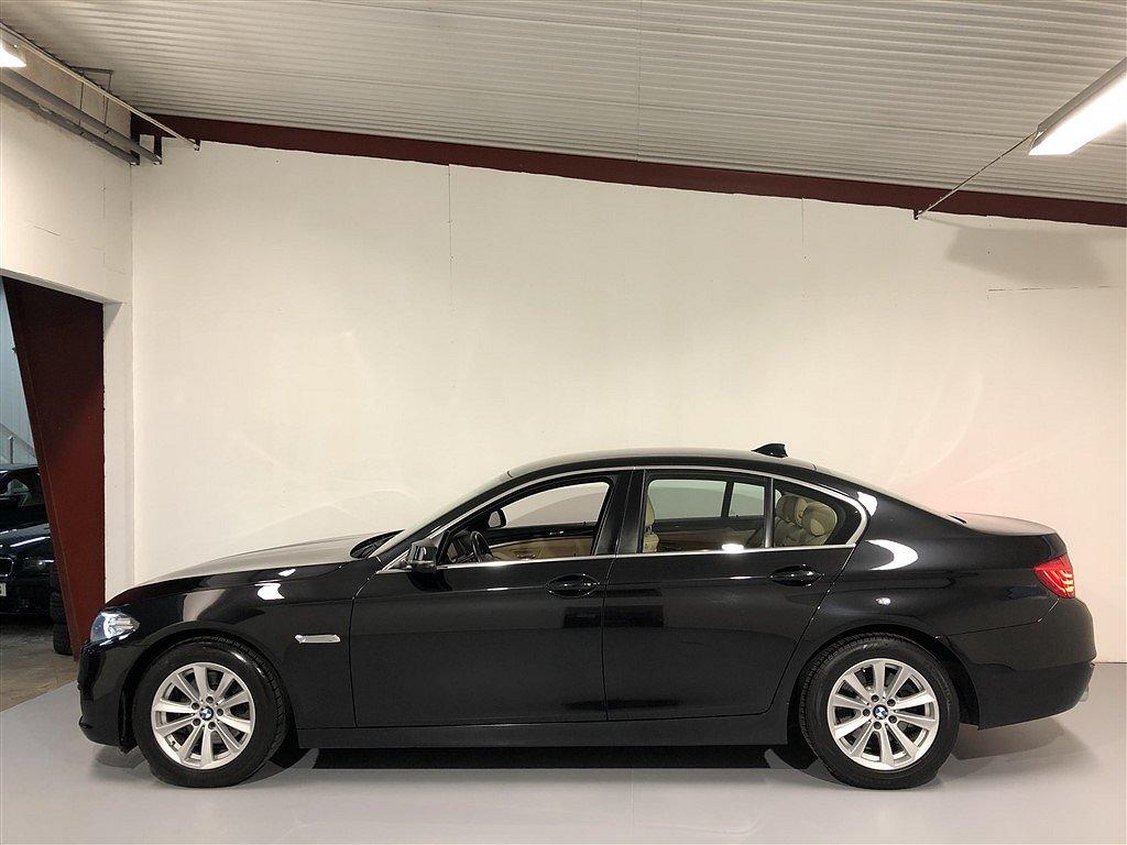 BMW 520 d Sedan, F10 (190hk) Sportpaket