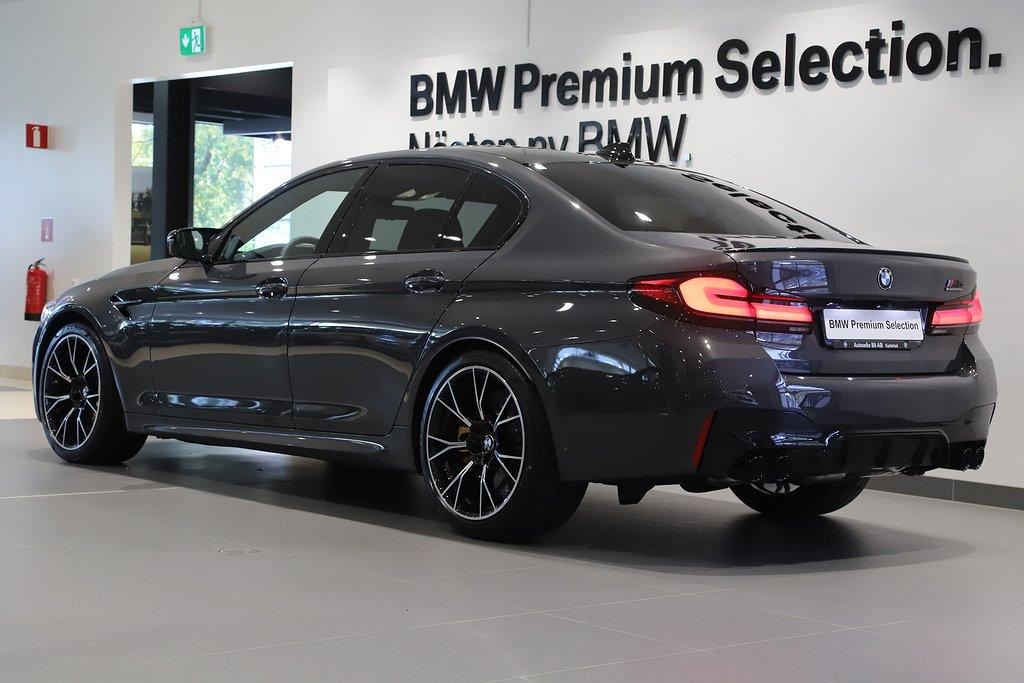 BMW M5 Competition - Autowåx Bil AB -